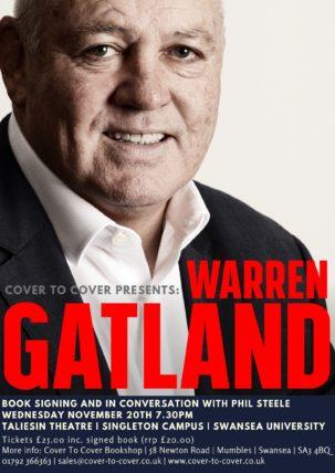 Warren Gatland Autobiography